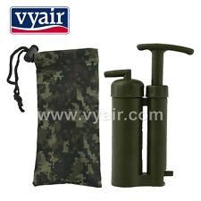 VYAIR PF111 Soldier's Hiking Camping Ceramic Handheld Outdoor Mini Water Filter
