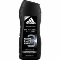 Adidas Dynamic Pulse 3 Shower Gel (Peppermint) 8.4 oz 250ml
