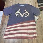 Realtree USA Camo Tee Shirt Size M NWT #21035