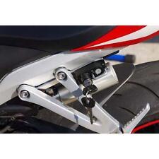 Sato Racing Helmet Lock in Silver for Honda 07-13 CBR600RR