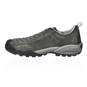 Scarpa Mens Mojito GORE-TEX Walking Shoes Grey Sports Outdoors Waterproof