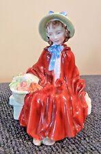 """Vintage Royal Doulton China """"LINDA"""" Porcelain Figurine HN2106 JP - England"""