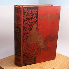 The Poetical Works of Lord Byron, Illustrated. By Thomas Moore First Quarto Ed.