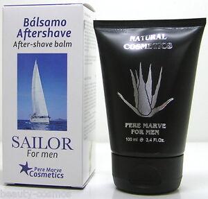 Pere Marve Sailor for Men Aloe Vera After Shave Balm 100 ml