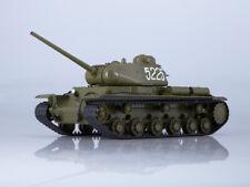 KV-85 Soviet WW2 Tank 1943 1/43     Nashi tanki NT006