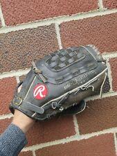 "Rawlings RBG36B 12.5"" Jose Canseco Black Baseball Glove RIGHT HAND THROW RHT"