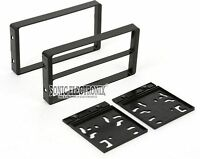 Metra 95-5600 Double DIN Installation Kit for Select 1995-08 Ford/Mazda/Mercury