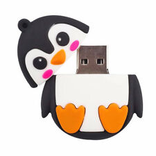 64Go USB 2.0 Clé USB Clef Mémoire Flash Data Stockage / Penguin Manchot