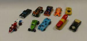 Hot Wheels  - Konvolut 10 unterschiedliche Modelle  - 3 C -