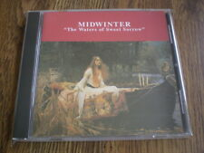MIDWINTER - THE WATERS OF SWEET SORROW CD