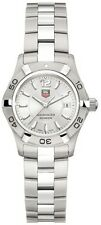 VALENTINES DAY SALE TAG HEUER AQUARACER WAF1412.BA0812 SWISS QUARTZ LADIES WATCH