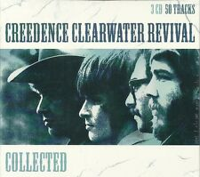 3 CD Best of CREEDENCE CLEARWATER REVIVAL (NEU! CCR 50 Titel / Hey tonight mkmbh