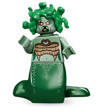 LEGO 71001 Series 10 Minifigure - Medusa - New and Mint