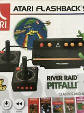 Atari Flashback 9 AR3050 HDMI Game Consoles with Wired Joystick Controllers -...