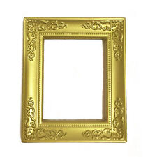 Dollhouse Picture Frame Decor Photo Frame Model Miniature Accessories