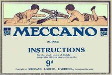 Hobby Costruzioni -  Meccano Manual 1913 (english) - DVD