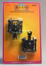 MTH RAIL KING 3 RAIL ROLLER BEARING FREIGHT TRUCKS O GAUGE train 30-89002 NEW