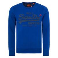 Superdry Men's Vintage Crew Sweatshirt PN: M20026TR