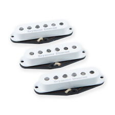 Seymour Duncan SSL-1 California 50 S Strat Single Coil Pickup set (blanc)