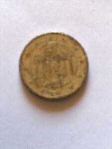 Piece De 10 Cent Euro Fauté Rare Et Unique