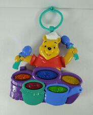 Winnie the Pooh lights and music baby toy