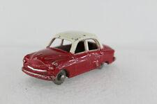 A.S.S Matchbox Vauxhall Cresta white Roof Lesney RW Regular Wheels MW 22A 1956