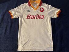 AS Roma 1989-90 Away Shirts by ENNERRE Japanese market Version Jaspo L