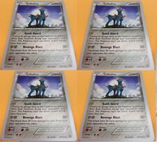 4 x Cobalion 74/114 2016 World Championship Pokemon Cards Mint