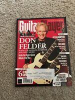 guitar player magazine Don Felder Peter Frampton Dick Dale