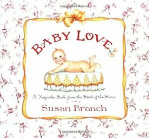 Babylove by Branch, Susan Hardback Book The Cheap Fast Free Post