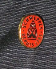 "B9 PIN SCHWEPPES 1783 PINS RARE 0.5"" ARTHUS BERTRAND PARIS LOGO"