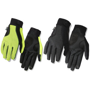 Giro Blaze 2.0 Winter Cycling Gloves Water Resistant Road Cold Weather Cycle New