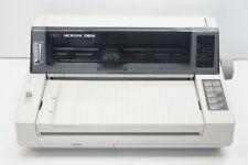 OKI ML390 FB / ML-390 FB Flachbettdrucker / Praxisdrucker / Refurbished