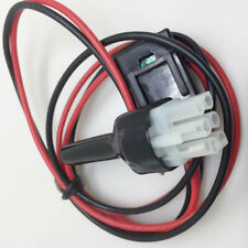 12AWG Wire Power Cable Replacement For Kenwood Icom Radio IC-706 TS-570 TS-2000