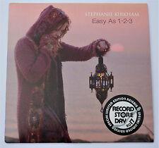 "NEU RSD 2017 7"" PURPLE Vinyl STEPHANIE KIRKHAM Easy As 1-2-3 Record Store Day"