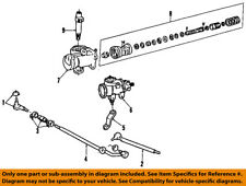 FORD OEM 87-96 F-150 Steering Gear-Outer Tie Rod End FOTZ3A131B