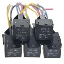 Nagares RLPA//52-12 5 Pin 12V 40//15A Relé Mini Cambiar con multi propósito