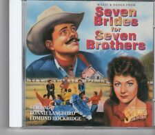(GA548) Music And Songs From Seven Brides For Seven Brothers - 1994 CD