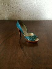"Just the Right Shoe, Raine, ""Strutt Your Stuff"" mixed media miniature # 25495"