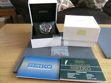 Seiko kinetic divers watch