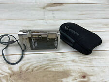 Olympus Stylus Tough-8010 Shockproof Waterproof Digital Camera Silver 👁 Descrip
