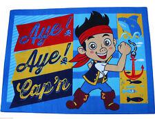 Disney Jake & die Nimmerlandpiraten Teppich 133x95cm Kinderteppich Spielteppich