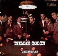 WILLIE COLON The Hustler FANIA RECORDS Hector La Voe SEALED VINYL Record LP