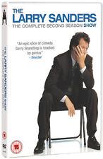 DVD:THE LARRY SANDERS SHOW - COMPLETE SEASON TWO - NEW Region 2 UK