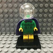 Mysterio Custom Minifigure Marvel Comics New Spider-Man