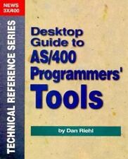 Desktop Guide to As/400 Programmer's Tools (News 3x/400 Technical Reference Seri