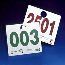 Slip N Grip Service Dispatch Numbers, 1000 Count, Fb-P9933-50