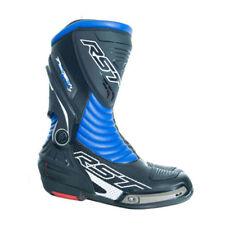 Bottes bleus RST pour motocyclette