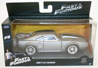 Jada 1/32 Scale Diecast Model Car 98299 Fast & Furious Dom's Ice Charger