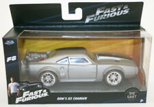 Jada 1/32 SCALA DIECAST MODELLO AUTO 98299 Fast & Furious Dom's ICE Caricabatterie